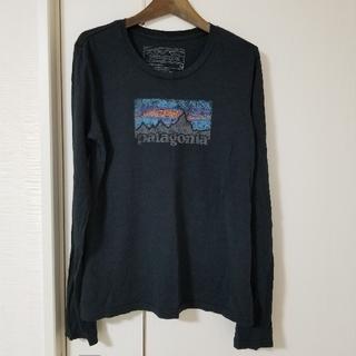 patagonia - USA購入★パタゴニア長袖Tシャツ!!ロングスリーブ Msize