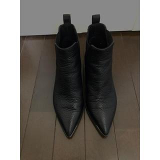 アクネ(ACNE)のsaayaさま専用 アクネ チェルシーブーツ35(ブーツ)