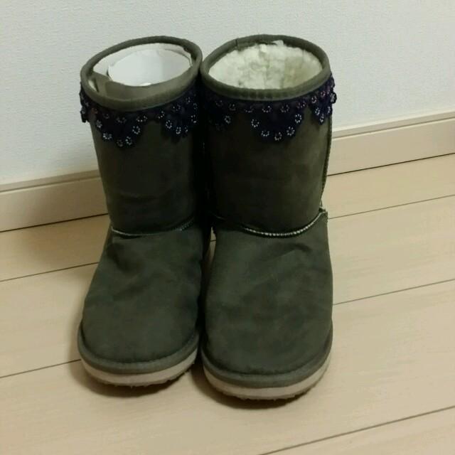 MUJI (無印良品)(ムジルシリョウヒン)のSEUmama様専用無印ムートンブーツ レディースの靴/シューズ(ブーツ)の商品写真