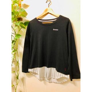 コンバース(CONVERSE)の長袖Tシャツ(Tシャツ(長袖/七分))
