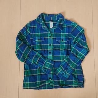 パタゴニア(patagonia)のパタゴニア チェックシャツ(シャツ/ブラウス(長袖/七分))