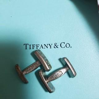 Tiffany & Co. - ティファニー カフスボタン