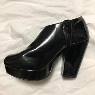 ジーナシス(JEANASIS)のJEANASIS 厚底ブーツ(ブーツ)