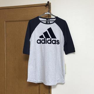 アディダス(adidas)のadidas アディダス Tシャツ(Tシャツ(長袖/七分))
