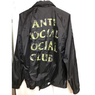 アンチ(ANTI)のAnti  Social  Social Club ナイロンジャケット(ナイロンジャケット)