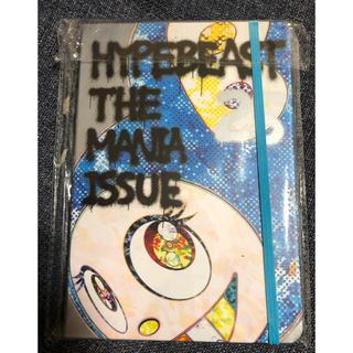 シュプリーム(Supreme)のTakashi Murakami x Hypebeast Notebook村上隆(ノート/メモ帳/ふせん)
