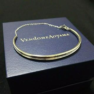 ヴァンドームアオヤマ(Vendome Aoyama)のヴァンドーム青山 プラチナ バングル ブレスレット(ブレスレット/バングル)
