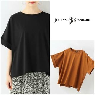 今期 JOURNAL STANDARD コンパクトクールロールスリーブTシャツ