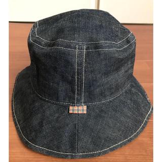 バーバリーブルーレーベル(BURBERRY BLUE LABEL)のBURBERRY バーバリー BLUE LABEL 帽子(ハット)