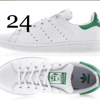 アディダス(adidas)の新品未開封【adidas 】スタンスミス 24cm  (スニーカー)