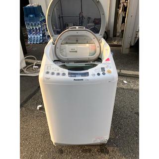 パナソニック(Panasonic)のPanasonic   電気洗濯乾燥機  NA-FR80H6   2013年製(洗濯機)