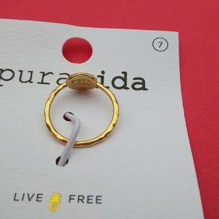 プラヴィダ(Pura Vida)の値下げ!puravidaリング(リング(指輪))