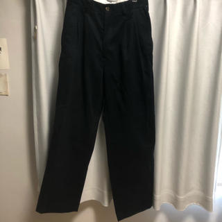 ワンエルディーケーセレクト(1LDK SELECT)のUniversal Products 2tuck pants Molskin(その他)