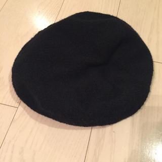 ジルスチュアート(JILLSTUART)のGWF様専用♡ ビッグベレー帽(ハンチング/ベレー帽)