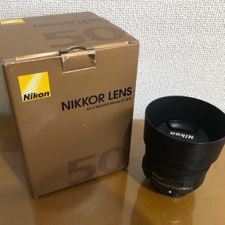 Nikon - 【美品】Nikon AF-S nikkor 50mm f1.8