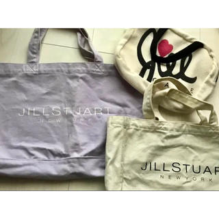 JILLSTUART NEWYORK - ジルスチュアート トートバッグ 3点セット