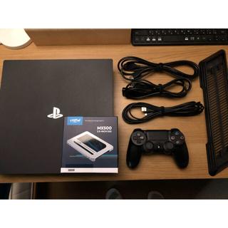 SONY - ps4 pro SSD換装済 fallout76セットCHU-7100B B01