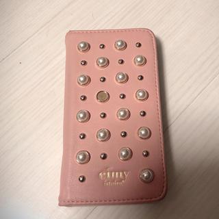 エイミーイストワール(eimy istoire)のi phon 手帳型ケース(iPhoneケース)