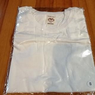 moussy - moussy  新品白Tシャツ Sサイズ