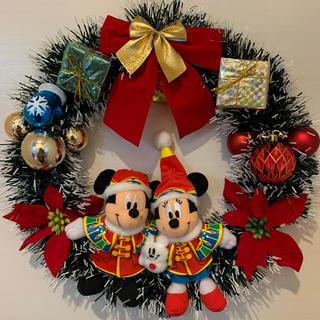 Disney - ミニーちゃん様専用 ☆ ミッキー&ミニー クリスマスリース