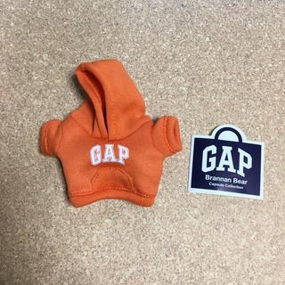 ギャップ(GAP)のGAP ガチャ パーカー オレンジ(キャラクターグッズ)
