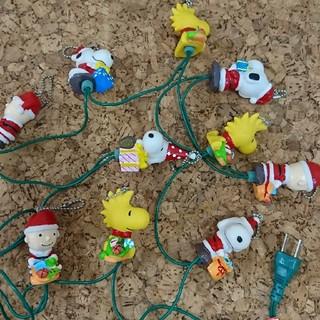 スヌーピー(SNOOPY)のスヌーピー クリスマス インテリア ライト(その他)