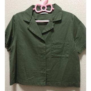 レトロガール(RETRO GIRL)のRETRO GIRL シャツ トップス(シャツ/ブラウス(半袖/袖なし))