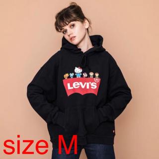 リーバイス(Levi's)のLevi's×Hello Kitty パーカー フーディー サイズM(パーカー)