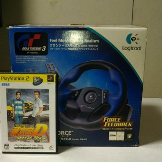 PlayStation - ハンコンGTフォース