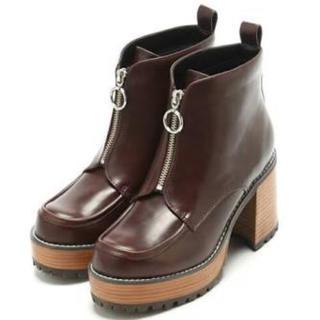 ジーナシス(JEANASIS)のジーナシス  ブーツ 試着のみ 新品、未使用(ブーツ)