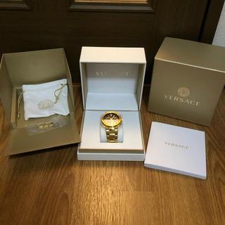 ジャンニヴェルサーチ(Gianni Versace)のヴェルサーチ 時計 クロノグラフ (腕時計(アナログ))