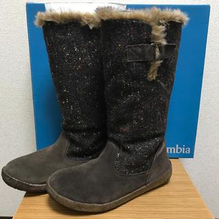 Columbia - ☆かわいい☆Colombia ブーツ 25cm