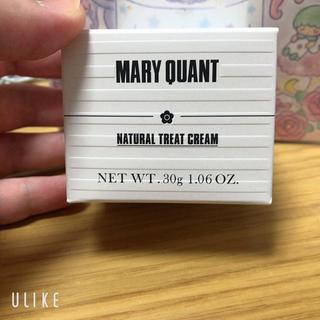 マリークワント(MARY QUANT)のMARY QUANT ナチュラル トリートクリーム(フェイスクリーム)
