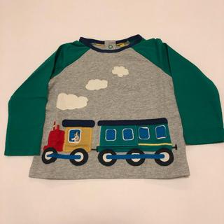 ボーデン(Boden)の新品Boden長袖Tシャツ UK1.5〜2歳 90cm ファミリア好きな方に(Tシャツ/カットソー)