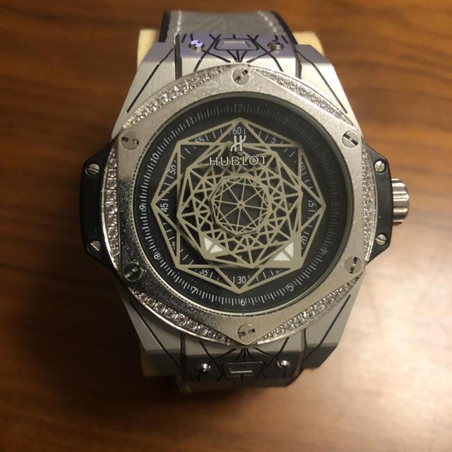 スーパーコピー 時計メンズ - HUBLOT - 自動巻腕時計の通販 by sora&ball's shop