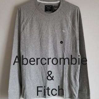 アバクロンビーアンドフィッチ(Abercrombie&Fitch)の【新品タグ付き】アバクロンビー&フィッチロンT(Tシャツ/カットソー(七分/長袖))