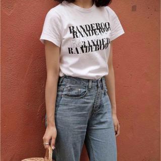 randeboo tシャツ(シャツ/ブラウス(半袖/袖なし))