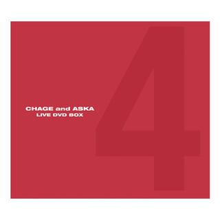 完全受注生産 CHAGE and ASKA LIVE DVD BOX 4(ミュージック)
