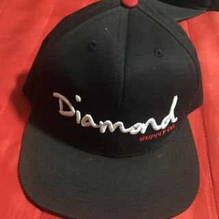 diamond supply キャップ(キャップ)