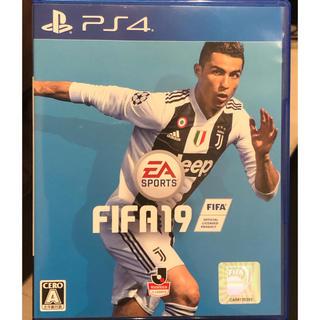 FIFA 19 通常版 PS4版(家庭用ゲームソフト)