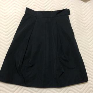 バーニーズニューヨーク(BARNEYS NEW YORK)の(B品)バーニーズニューヨーク スカート(ひざ丈スカート)
