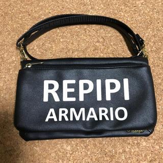 レピピアルマリオ(repipi armario)のレピピバック (ショルダーバッグ)