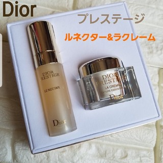 クリスチャンディオール(Christian Dior)のDior プレステージ ル ネクター ラ クレーム  (美容液)