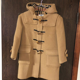 BURBERRY - BURBERRYダッフルコート  キッズ