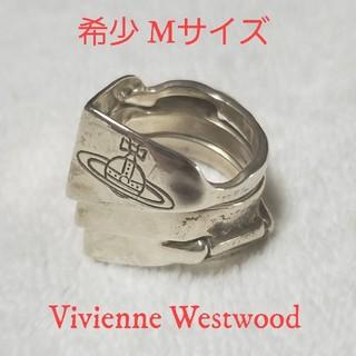 Vivienne Westwood - 【週末限定値下げ】ヴィヴィアンウエストウッド ナックルダスターリング