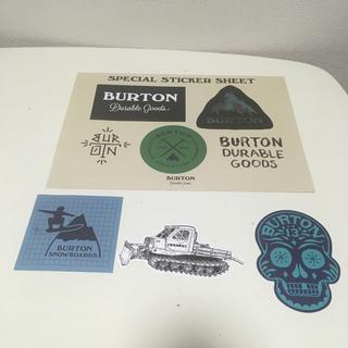 BURTON - Burton ステッカー  8枚セット