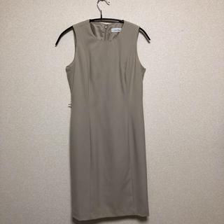 カルバンクライン(Calvin Klein)のCalvin Klein パーティドレス(ミディアムドレス)