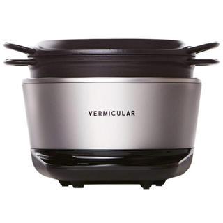 バーミキュラ(Vermicular)のバーミキュラ ライトスポット  五合炊き レシピ本付き(炊飯器)