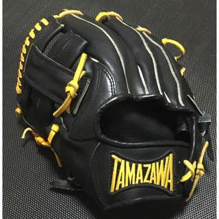 タマザワ(Tamazawa)のTAMAZAWA タマザワ 玉澤 硬式・軟式兼用トレーニンググローブ 左投げ(グローブ)