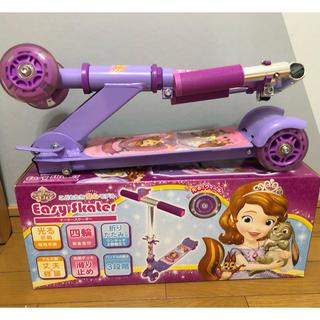 ディズニー(Disney)のキックボード(三輪車)